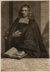 Johannes Nicolaas Colerus (Kohler) (05-01-1647 / 19-04-1707)