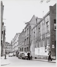 Derde Looiersdwarsstraat 2-12