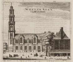 Westerkerk/ l'Eglise Occidentale