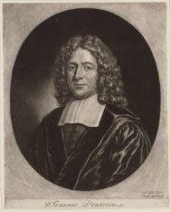 Johannes d'Outrein (17-10-1662 / 24-02-1722)