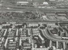 Luchtfoto Geuzenveld Slotermeer