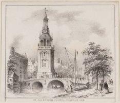 De Jan Rooden-Poorts-Toren, in 1616