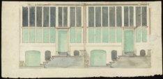 Blad 20 van het 4e, losbladige, kaartboek van de Gasthuizen (toegangsnummer 342/…