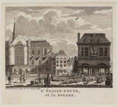 L'Église Neuve, et la Douane