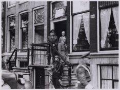 Prins Bernhard, Generaal der Nederlandse Strijdkrachten op bezoek in het hoofdkw…