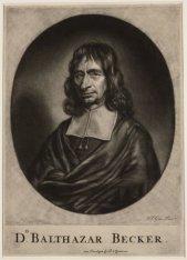 Balthazar Bekker (20-03-1634 / 11-06-1698)