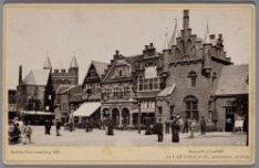 Oud-Hollands stadje op de Wereldtentoonstelling van 1895 op de Museumterreinen (…