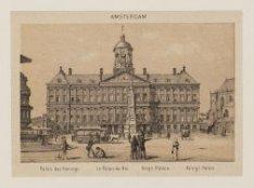 Amsterdam. Paleis des Konings