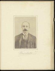Portret van Karel Joan Muller (1857-1942), architect