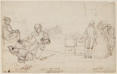 Shakespeare's Heinrich VI, 19 Junij. Grafkelder van de graven van Nassouw, 20 Ju…