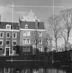 Keizersgracht 765 (ged.) - 767 hoek Amstel