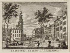 Reguliers Tooren te Amsterdam