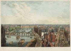 Panorama van Amsterdam