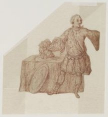 Portret van Jan Punt (1711-1779), tekenaar, prentkunstenaar, kunsthandelaar en t…