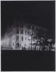 Het Scheepvaarthuis, Prins Hendrikkade 108 tijdens de Edison Lichtweek