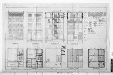 Verbouwing van de meubelfabriek in het pakhuis Groenland tot opslag- met werkpla…