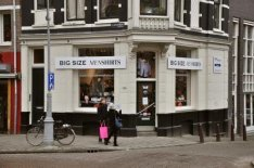 Elandsgracht 113 (detail), Big Size Men Shirts