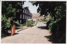 """Amstel  51, Diaconie der Ned. Hervormde Gemeente """"Amstelhof"""" (voorheen diaconie …"""