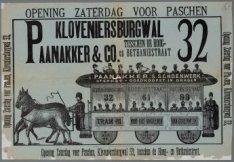 Paanakker & Co Schoenwerk, Opening Zaterdag voor Paschen