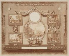 Tafereel der Omwending in Nederland, in 1787