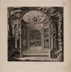 Allegorische voorstellingen als monument voor de Doopsgezinden en Menno Simonsz,…
