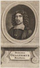 Gualterus Bodaan (21-05-1637 / 14-02-1684)