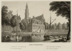 Amsterdam. L'Église Occidentale
