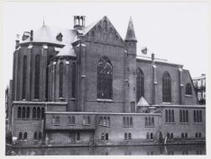 Sint Annakerk (zijgevel), Wittenburgergracht 5