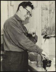 Fotograaf Huib Jacobs (1932-1999)