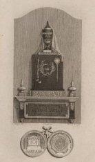 Monument voor Jan Nieuwenhuijzen(1724-1806), stichter van de Maatschappij tot Nu…