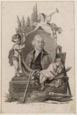 Portret van Jan Jansz. Gildemeester (1705-1799), consul-generaal van Portugal bi…