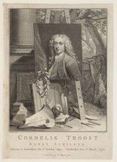 Cornelis Troost (08-10-1697 / 08-03-1750)