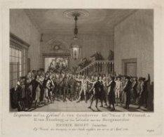 Deputatie door den Colonel J. van Goudoever De Heeren P. Witmond en H. van Blomb…
