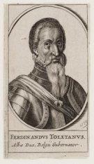 Ferdinand Alvarez van Toledo (29-10-1507 / 11-12-1582)