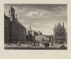 De Dam te Amsterdam 1694