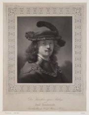 Rembrandt (15-07-1606 / 05-10-1669)