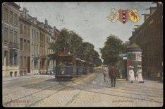 Sarphatistraat 33-37 richting Weesperplein met lijn 3 bij afslag prof. Tulpplein