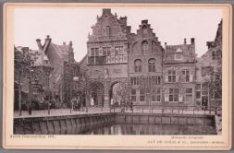 Wereldtentoonstelling van het Hotel- en Reiswezen op het Museumplein, 1895