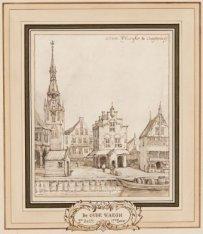 De oude Waegh te Amsterdam