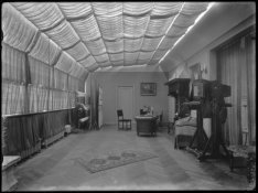 Daglichtatelier van het door  fotograaf J. Merkelbach (1877-1942) gestichte port…