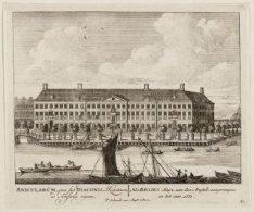 Het Besjes-Huys, aan den Amstel; aangevangen in het jaar, 1681