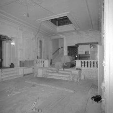 Nieuwe Doelenstraat 24, lobby van het Doelen Hotel