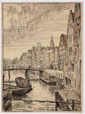 Voorburgwal, Oudezijds 14-0 (rechts)