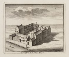 ''t Klooster St. Barbara. Ao. 1544