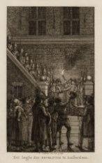 Het begin der Revolutie te Amsterdam