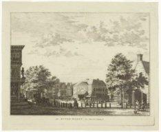 De Boter-Markt te Amsterdam