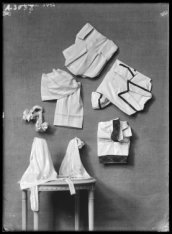 Nachtmode 1920 bij Hirsch & Cie, Leidseplein