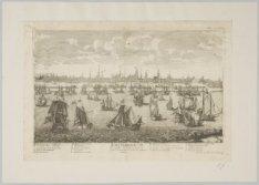 Amsterdam Ville du comté de Hollande et la plus Considerable des Provinces unies