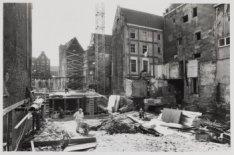 Prins Hendrikkade 58-59, bouwwerkzaamheden ten behoeve van het Golden Tuliphotel…
