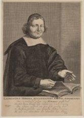 Laurentius Homma (+ 04-01-1681)